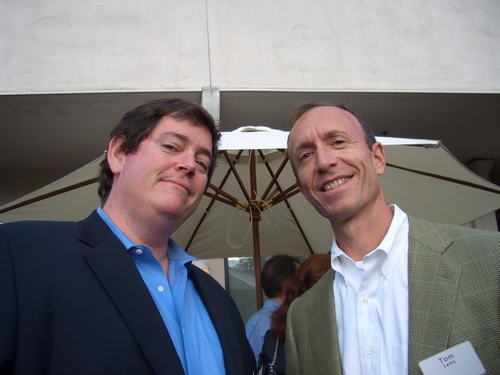 Paul Ryan and Tom Lamb