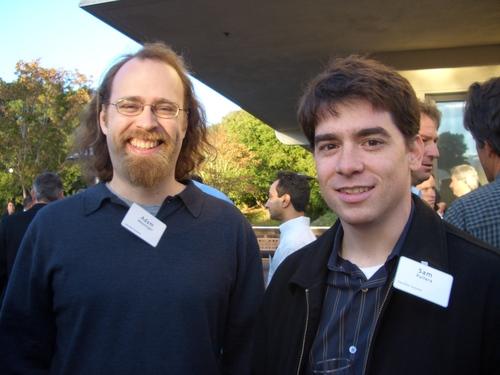 Adam Messinger and Sam Pullara