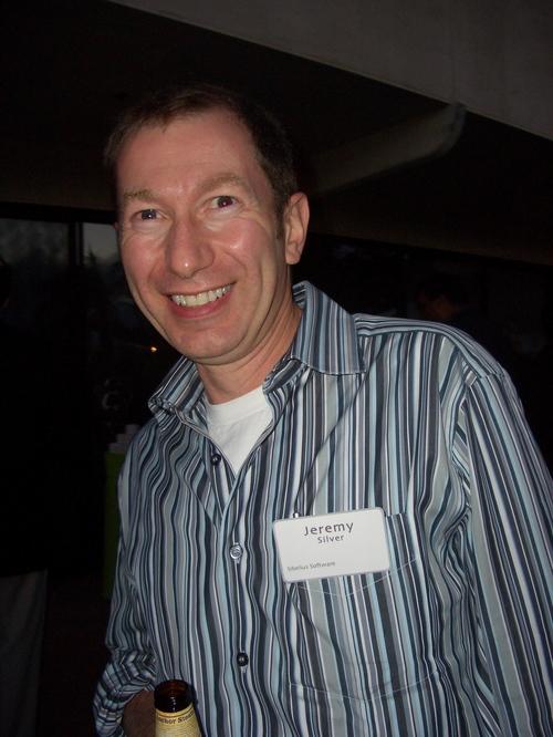 Jeremy Silver